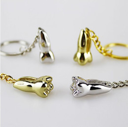 Wholesale 4 X New Molar Shaped Tooth Teeth Keychain Dentist Dental Lab Gold Plated Silver Plated Great Gift