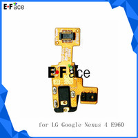 Wholesale L14069 Audio Jack Headphone Ear Jack Flex Proximity Flex for LG Google Nexus E960 Free DHL Shipping