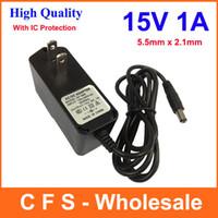 15V 1A Power Supply dc converter - 100pcs AC V V Converter Adapter DC V A Power Supply mA US Plug High quality