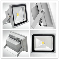 Wholesale Top Quality Outdoor Led Flood Light W W W W W W Warm white Cool white White Red Green Blue Yellow IP68 Landscape Floodlights