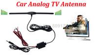 achat en gros de amplificateur gps-Promotion ! Antenne TV analogique pour voiture DVD GPS avec connecteur DC 3.5, amplificateur AMP Booster, antenne voiture + Livraison gratuite