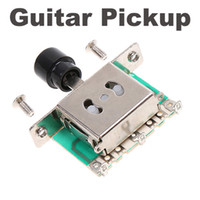 Yes Light Grey Pickup 3 Way Guitar Pickup Selector Switches for LESPAUL GIBSON SG FLYING TELECAST Electric Guitar Guitar Parts 5 pcs