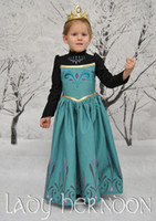2015 Princess Dresses Autumn Clothing Dresses Girls Dresses ...