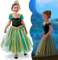 2014 Hot Sale Elegant and Beautiful Frozen Dress Elsa & ...