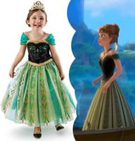 2014 Hot Sale Elegant and Beautiful Frozen Dress Elsa & ...