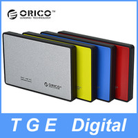 Wholesale ORICO US3 Portable quot Inch USB3 SATA Hard Drive HDD External Enclosure Adapter Case Tool Free