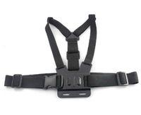 Wholesale Chest Harness Mount For SJ4000 Strap Harness Adjustable Elastic Gopro Belt Chest Strap Mount For GoPro HD Hero Camera
