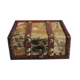 Wholesale 1 x Portable Tattoo Machine Case Classic Wooden Traveling Carry Box
