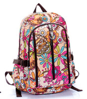 Wholesale Brand New Back To School new Fashion Girl s School Bag Cartoon Designs Backpack Bag colors