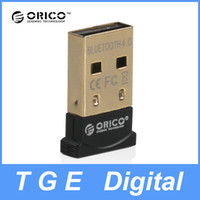 Wholesale ORICO BTA MINI Bluetooth Mbps USB Adapter Dongle With CSR8510 Chipset for PC Laptop Notebook MAC