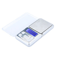 Wholesale 4pcs g g Mini Digital Pocket Scale Jewelry Weighing Balance Counting Function Blue LCD g tl oz ct H9629