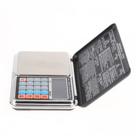 Wholesale 6 in g g g Multi function Pocket Digital Scale with Backlit LCD Display Dropshipping H8496