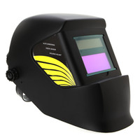 automatic welding - New Arrival Solar Cell Automatic Darkening Welding Grinding Helmet Hood Welder Mask Protection Dropshipping H9190