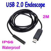 Wholesale Mini M Cable USB Endoscope Waterproof Inspection Camera Borescope H9638