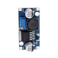 Wholesale LM2596S Step Down Adjustable Power Supply Module DC DC Input V V Output V V H9916