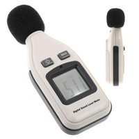 Wholesale Digital Sound Level Meter Decibel Logger dB Dropshipping H8032