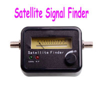 Wholesale Satellite Signal Finder Meter For Sat Dish LNB DIRECTV Dropshipping H8684