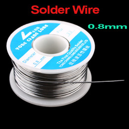 Wholesale 0 mm g Tin Lead Melt Rosin Core Solder Soldering Wire Reel Dropshipping H8495