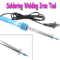 Wholesale 60W Welding Solder Soldering Iron Heat Pencil Electronic Tool PC PCB V H8449