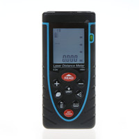 digital distance meter golf range finder - Handheld Trena Golf Laser Distance Meter Rangefinder Range Finder with Bubble Level Tape Measure Accuracy Measuring m ft H10101
