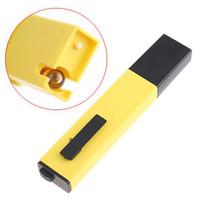 Wholesale Mini Aquarium Digital Pen Type PH Meter Solution PH IA pH ec Swimming Pool Water Quality Tester Controller Test H4011