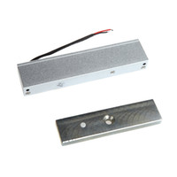 Wholesale Access Control Single Door V Electric Magnetic Electromagnetic Lock KG LB Holding Force H10054