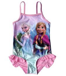 Wholesale 2014 Girls Frozen Swimwear Girls Frozen SwimSuit Swim Wear One Piece Swim Bodysuit Frozen Anna amp Elsa Swimsuit Frozen Swimwear gmy