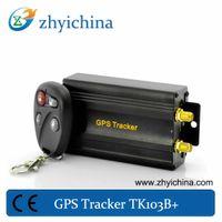 19cm*13cm*6cm TK103B+ 0.8kg 2014 China manufacture ho selling dual sim card car gps tracker TK103B+ remote control and immobilizer car gps tracker