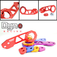 Wholesale Dyno racing JDM New style Rear star Tow Hook FIT FOR HONDA CIVIC Integra RSX