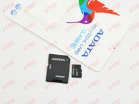 TF / Micro SD Card 128GB 100pcs Wholesale ADATA 128GB Micro SD Card Class 10 128 gb adata Micro SDHC TF Memory Card factory OEM ODM Package for Samsung iphone 6 100pcs