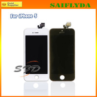For Apple iPhone   HOT Replacement Touch Screen for iphone 4 4s LCD Display Digitizer for iphone 5 5s Tools For iPhone 5c replacement lcd screen
