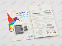 TF / Micro SD Card 128GB 70pcs factory OEM ODM ADATA 128GB Micro SD Card Class 10 128 gb adata Micro SDHC TF Memory Card Package for Samsung iphone 6 free DHL e100 70pcs