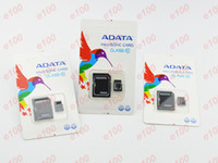 TF / Micro SD Card 128GB 50pcs DHL ADATA 128GB Micro SD Card Class 10 128 GB adata Micro SD Card SDHC TF Memory Card OEM ODM free adapter 128GB USB Flash Drive e100 50pcs