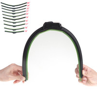 Wholesale Universal U type Wiper Frameless Car Windshield Wiper Blade Bracketless Soft Rubber Blade Windscreen with all Different size
