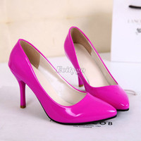 Women ladies pumps - HOT HOT HOT Newest Arrivals Ladies Women Low Mid High Heels Court Shoes Pointy Toe Stiletto Work Smart Pump ex55