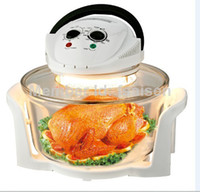Wholesale Deluxe L halogen heater lamp turbo oven HO BW Halogen Oven