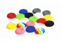 Wholesale 20pcs can mix colors thumbstick cover grips caps skin for PS4 PS3 XBOX360