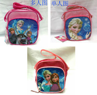 Wholesale New Frozen Elsa Anna Small Shoulder Side Bag child Gift cm x16cm