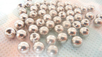 Wholesale Free shippment Body piercing jewelry Stainless Steel Balls for Body Piercing Replacement