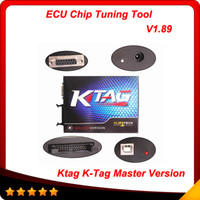 Wholesale KTAG ECU Programming Tool K Tag Master ECU Chip Tuning ECU Prog Tool for KTAG K TAG ECU Programming Tool can test car and truck In stock