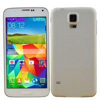 WCDMA gb rom - Quad Core mtk6582 S5 Phone i9600 Phone inch Android Mobile Phone S5 i9600 Phone G RAM GB GB ROM waterproof heart rate unlocked