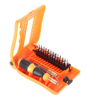 Cheap 29-in-1 Interchangeable Professional Versatile Hardware Screwdriver Tool Kit with Carry Box wholesale H9706