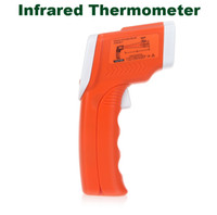 backlit lcd - Laser LCD Digital Temperature Gun Non Contact IR Infrared Thermometer with Backlit Degree H10082