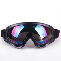 Wholesale New Motorcycle Ski Snowboard Scooter Dustproof Sunglasses Goggles Motocross