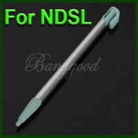 Wholesale 2pcs Simple Plastic Touch Screen Stylus Pen For NDSL for Nintendo for NDL for DS LITE
