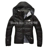 Wholesale 2014New Brand Fashion Women Spring Autumn Winter Hooded Down Jacket Coat Outdoor Waterproof Keep Warm Lady Outerwear Winter Coat