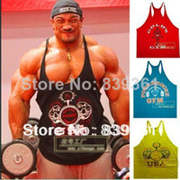 Wholesale Latest design singlets for men cotton fabric top tank high quality cheap price top seller mens underwear hot tops tanks men in stock