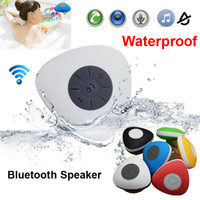 Universal triangle music - Great Sound JT2681 Speaker With Triangle Stereo Speaker Music Player Sticker Bathroom Handsfree Call Portable Phone speaker