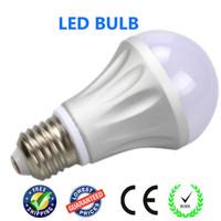 Wholesale Led bulb bulbs light lights W E27 E26 GU10 B22 V V V V V V CE ROHS led fluorescent light lamp lighting