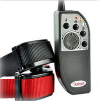 Wholesale Waterproof Remote Dog Training Collar With In Shock And Virbration M With LED amp Pet Products